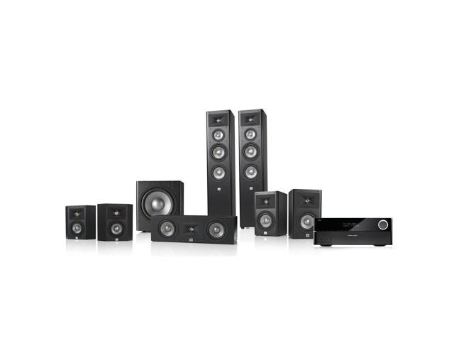 Harman Kardon AVR2700 7.1 Home Theater Package (Black)