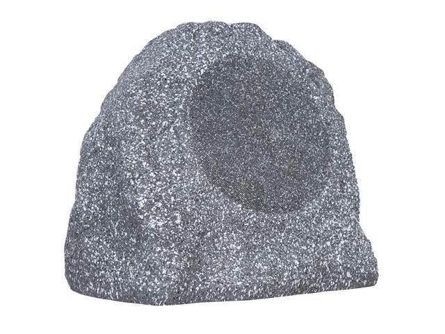 """Proficient Audio R800 8"""" Graphite Outdoor Rock Speaker - Pair (Granite)"""