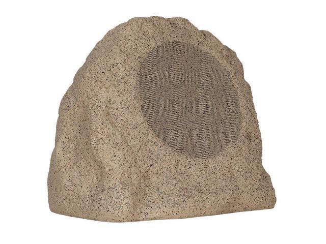 """Proficient Audio R800 8"""" Graphite Outdoor Rock Speaker - Pair (Sandstone)"""