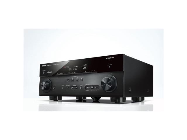 Yamaha RX-A740 AVENTAGE Series 7.2-Channel AV Receiver (Black)