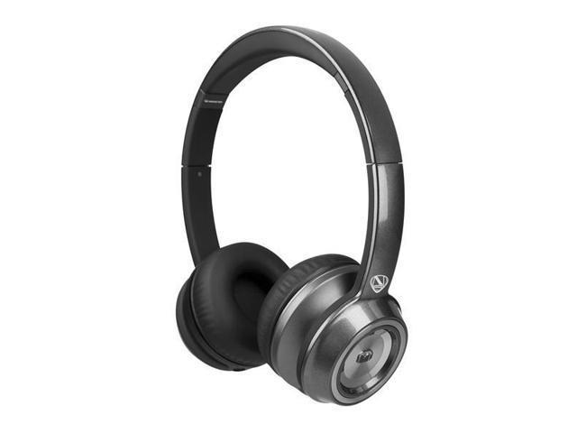 Monster NCredible NTune Candy On-Ear Headphones (Dark Titanium)