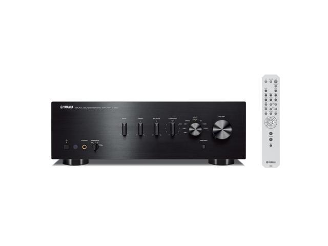 yamaha a s501 integrated amplifier black. Black Bedroom Furniture Sets. Home Design Ideas