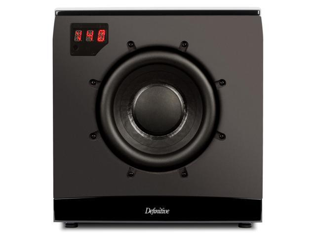 Definitive Technology SuperCube 8000 Ultra-Performance Powered Subwoofer - Each (Black)