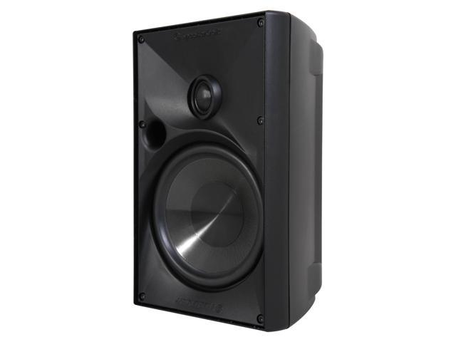 SpeakerCraft OE6 One Outdoor Speaker - Each (Black)