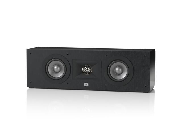 JBL Studio 225C 2-Way Center Channel Speaker - Each (Black)