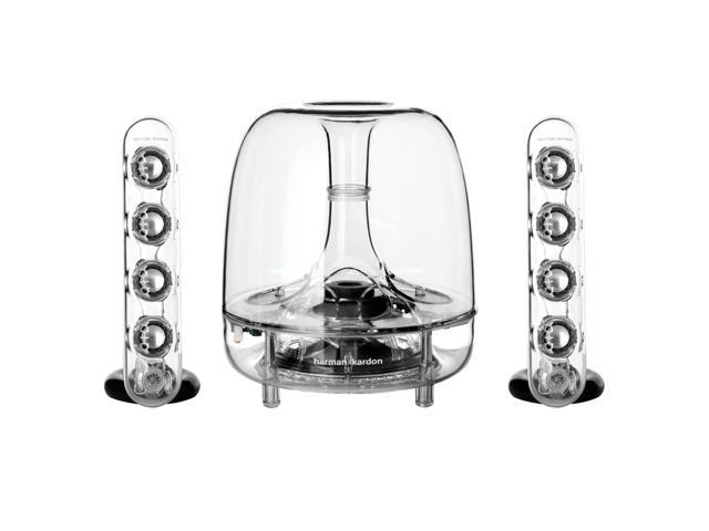 Harman Kardon SoundSticks III 2.1 Plug and Play Multimedia Speaker System