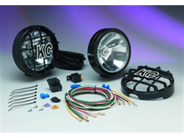 KC HiLites SlimLite Long Range System