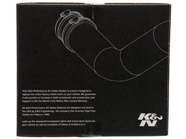K&N Filters Air Charger Performance Kit