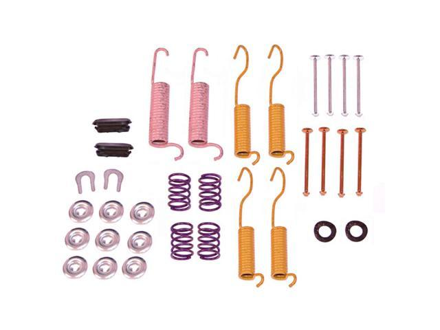 Omix-ada Brake Shoe Hold Down Kits, With 10