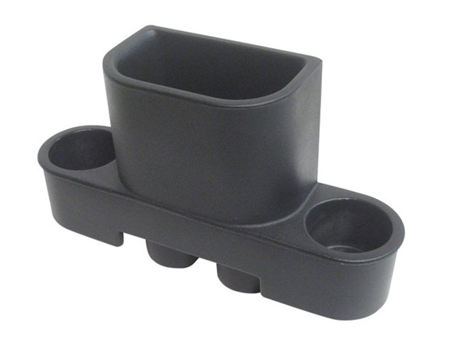 Vertically Driven Products 31600 Trash Can And Cup Holder Fits Wrangler (JK)