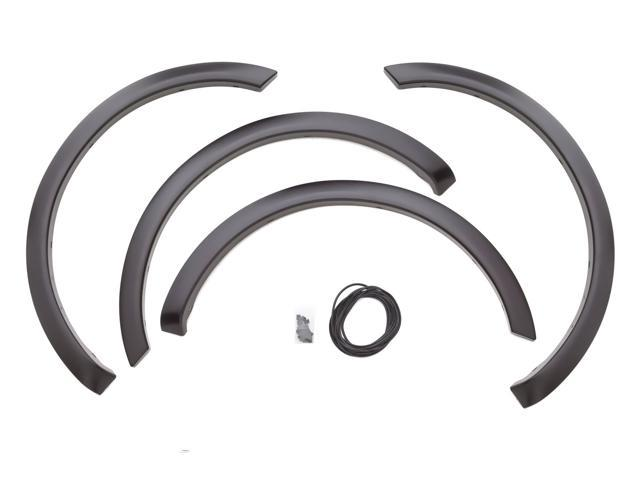 Lund SX313S Sport Style; Fender Flare Set Fits F-250 Super Duty F-350 Super Duty