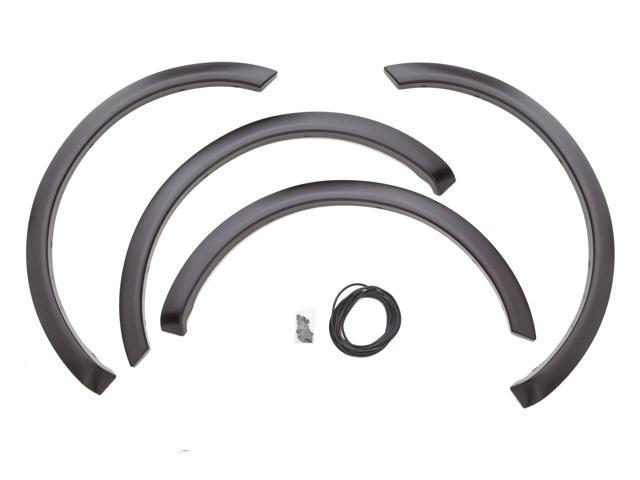 Lund SX313T Sport Style; Fender Flare Set Fits F-250 Super Duty F-350 Super Duty