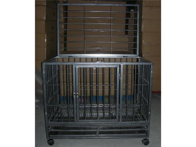 """36"""" Heavy Duty Dog Pet Cat Bird Crate Cage Kennel HB"""