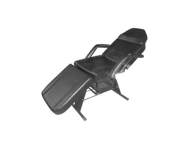 New BestSalon Black Facial Tattoo Bed Massage Table Chair Salon Free Bolste 26B