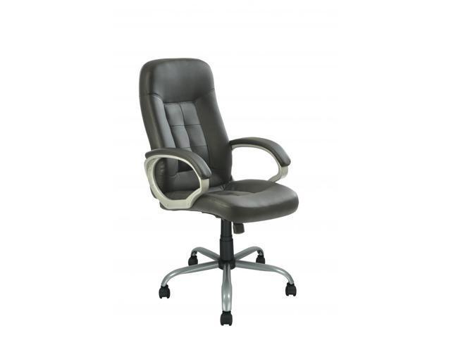 BestChair High Black Modern Office Executive Computer Desk Chair