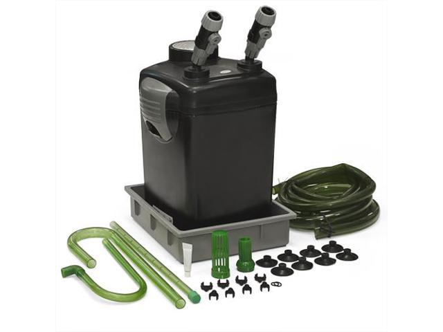 Fish canister external 3 stage filter pump for aquarium for Pond filter pump combo