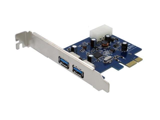 SEDNA - PCI Express USB 3.0 2 Port Adapter Card