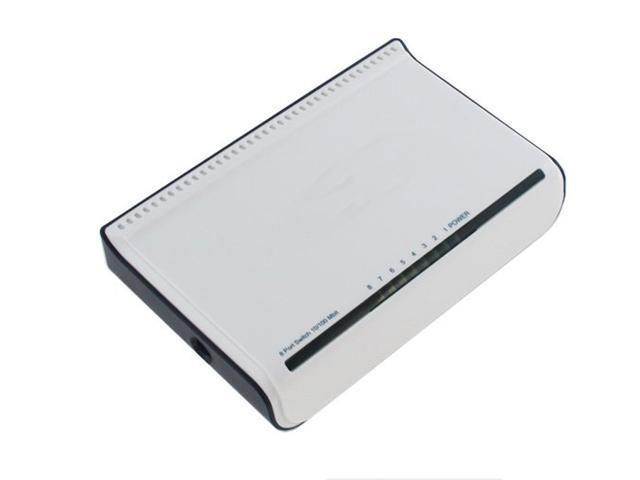 SEDNA - Desk Top 8 Ports 10/100 Fast Ethernet Switch