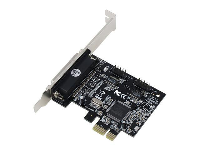 SEDNA - PCI Express 2 Port Serial + 1 Port Parallel Adapter Card