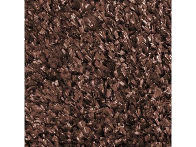 Outdoor/Artificial Turf - Dark Brown - Several Other Sizes to Choose From