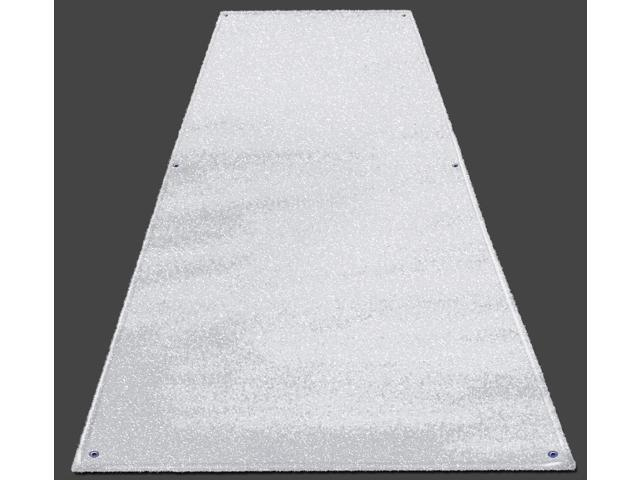 Outdoor Turf Wedding Aisle Runner - White - Many Other Sizes to Choose From