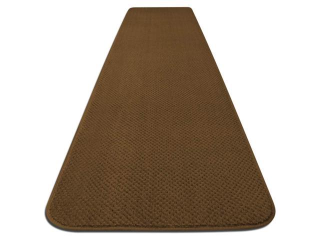 Skid-resistant Carpet Runner - Bronze Gold - Many Other Sizes to Choose From
