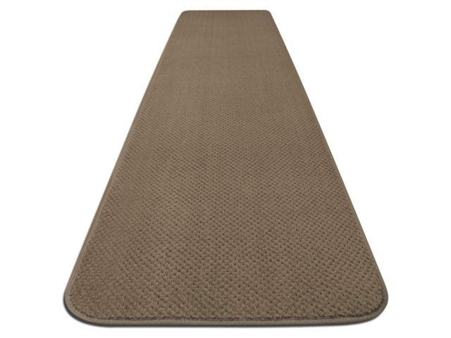Skid-resistant Carpet Runner - Camel Tan - Many Other Sizes to Choose From