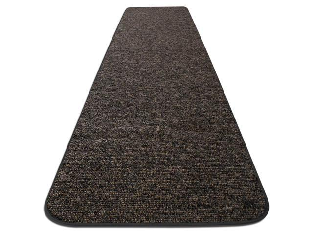 Skid-resistant Carpet Runner - Pebble Gray - Many Other Sizes to Choose From