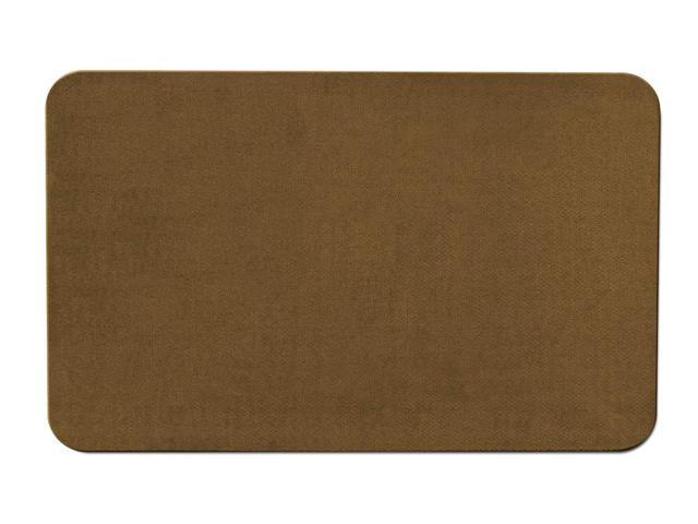 Skid-resistant Carpet Area Rug Floor Mat - Bronze Gold - Many Other Sizes to Choose From