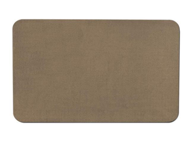 Skid-resistant Carpet Area Rug Floor Mat - Camel Tan - Many Other Sizes to Choose From