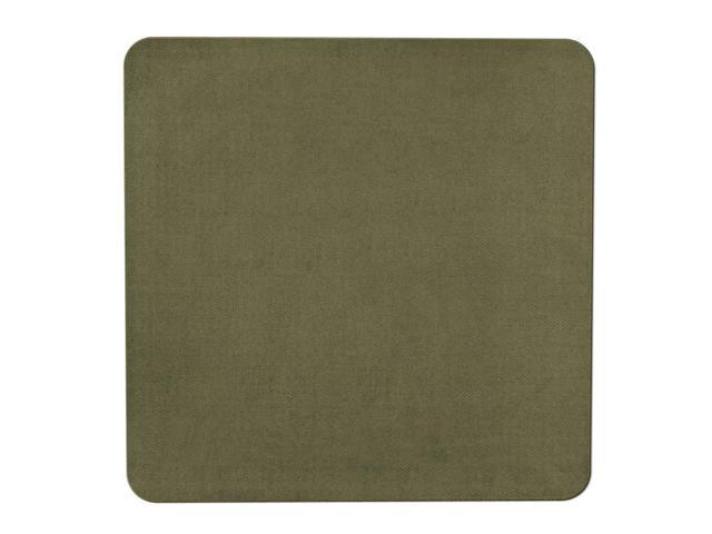 Skid-resistant Carpet Area Rug Floor Mat - Olive Green - Many Other Sizes to Choose From