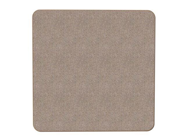 Skid-resistant Carpet Area Rug Floor Mat - Pebble Beige - Many Other Sizes to Choose From