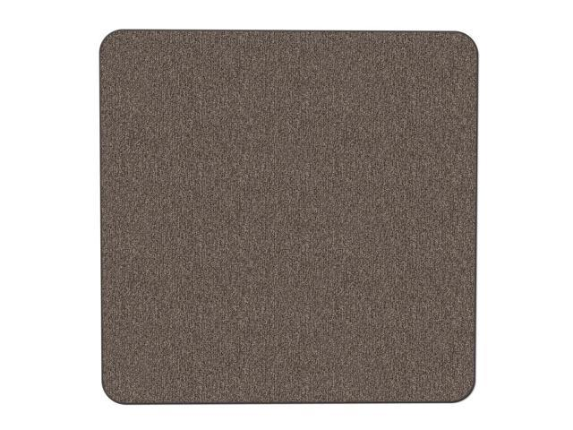 Skid-resistant Carpet Area Rug Floor Mat - Pebble Gray - Many Other Sizes to Choose From