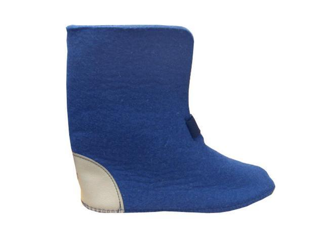 Boot Liners 624Y Royal Blue, 10