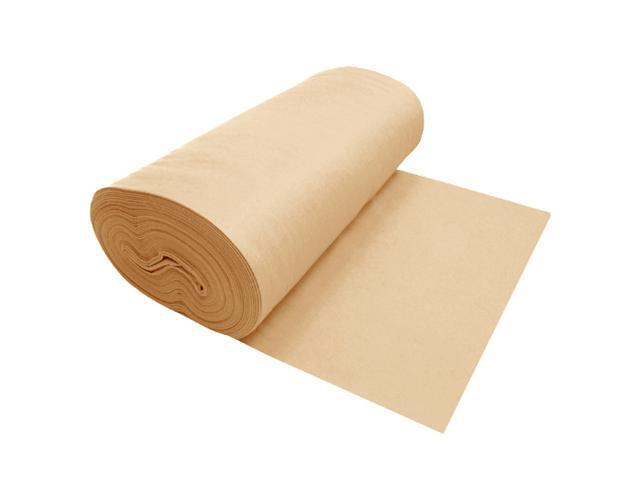 Premium Felt Flesh plain - 72 Inches Wide