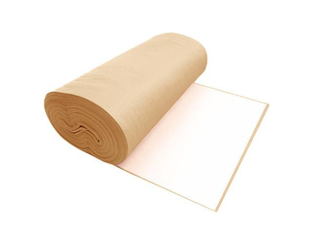 Premium Felt  Flesh With Adhesive - 36 Inches Wide