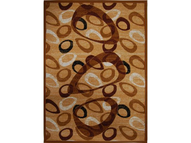Home Dynamix Area Rugs: Premium Rug: 7544 Sand: 1'8