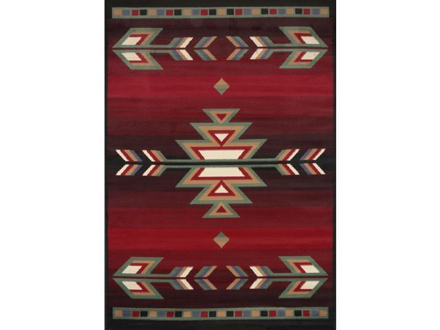 Home Dynamix Area Rugs: Premium Rug: 7053: Black 3' 7