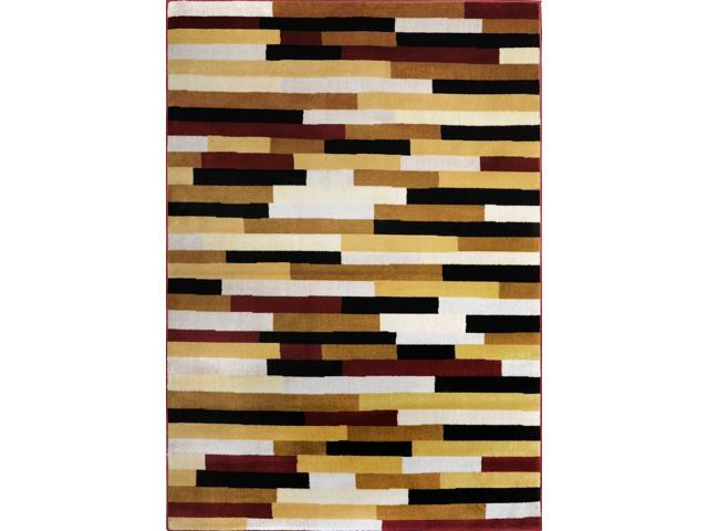 Home Dynamix Area Rugs: Royalty Rug: 5752-275 Multi: 5' 2'' x 7' 2'' Rectangle