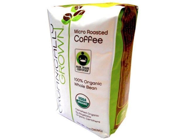 Organic Fair Trade Coffee by Organically Grown (Peru Medium)