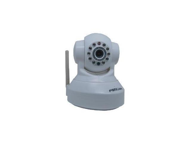 Foscam FI8918W Wireless/Network Camera w/ Pan & Tilt 8 Meter Night Vision 3.6mm Lens 67° Viewing Angle
