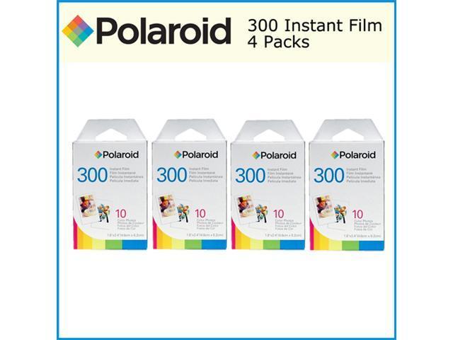 Polaroid 300 Instant Film 4 Packs