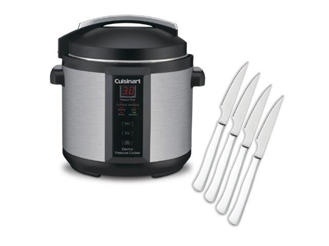 Cuisinart CPC600 Electric Pressure Cooker Bundle