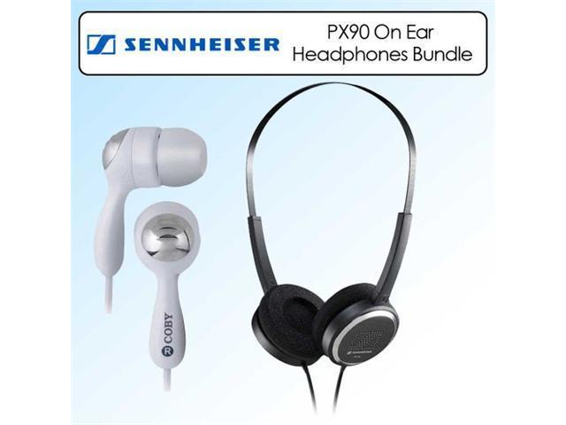 Sennheiser PX90 On Ear Headphones Kit