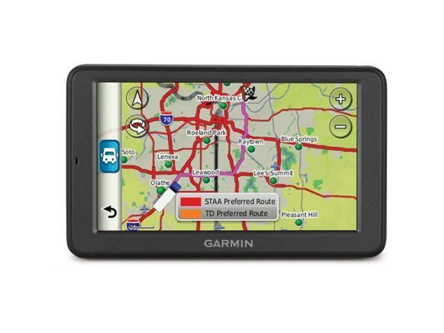"Garmin dezl 560LMT 5"" Widescreen Bluetooth Portable Trucking GPS Navigator - Refurbushed"
