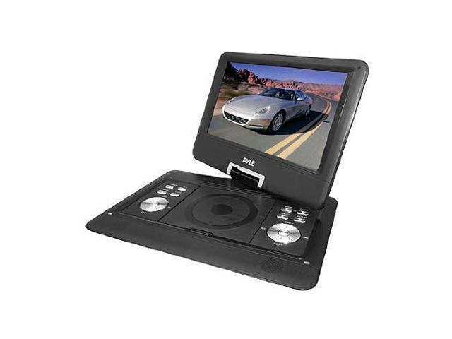 Pyle Home PDH14 14-Inch Portable TFT/LCD Monitor with Built-In DVD Player MP3/MP4/USB SD Card Slot