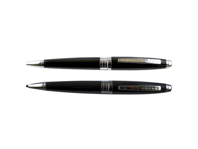 Cross Bradbury Ball Point Pen and Pencil Set (Black)