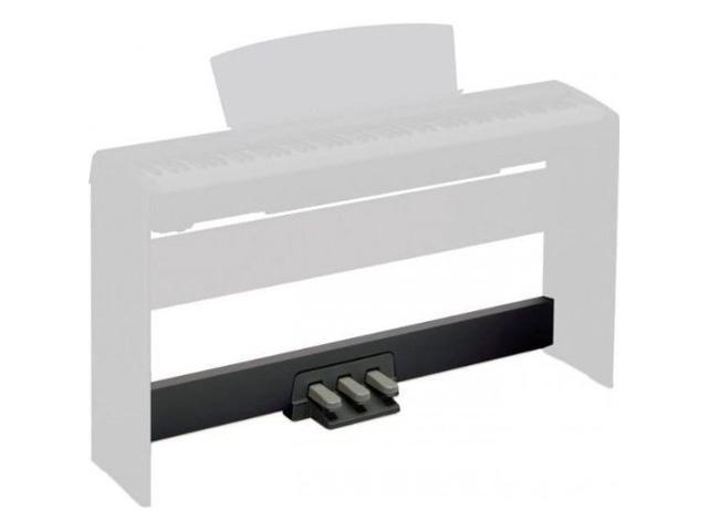 Yamaha lp5a 3 pedal unit for p95b p95s digital pianos for Yamaha piano pedal unit