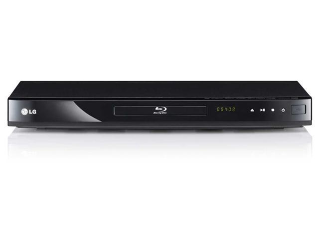 LG Blu-ray Player BD550
