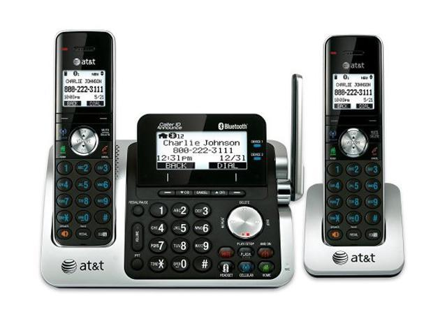 AT&T TL96271 DECT 6.0 Cordless Phone